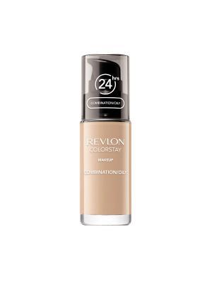 Тональный крем Colorstay Makeup For Combination-Oily Skin, 180 Revlon. Цвет: бежевый