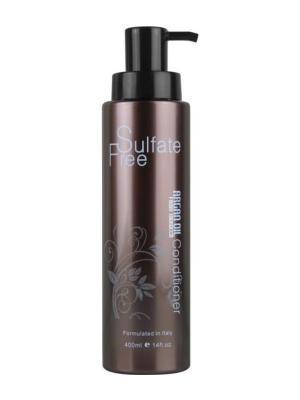 Кондиционер для волос увлажняющий с маслом арганы NUSPA 400мл, Morocco Argan Oil, 400мл Oil. Цвет: белый