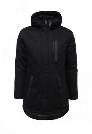 Куртка утепленная Lindbergh. Цвет: синий