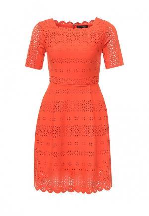 Платье Banana Republic. Цвет: оранжевый