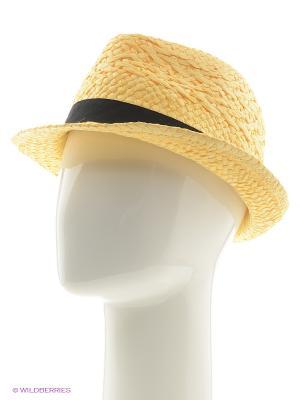 Шляпа Canoe. Цвет: желтый