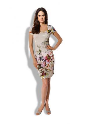 Платье Ashley Brooke. Цвет: с рисунком
