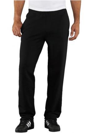 Спортивные брюки Fruit of the Loom. Цвет: темно-синий, черный