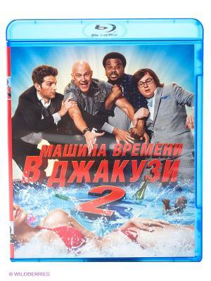 Фильм Машина времени в джакузи 2 НД плэй. Цвет: голубой, красный