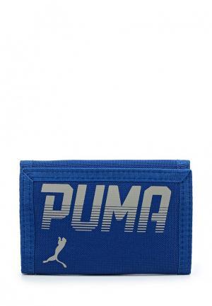 Кошелек PUMA. Цвет: синий