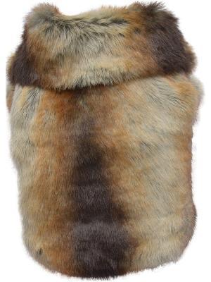 Комбинезон Doggy Dolly. Цвет: коричневый