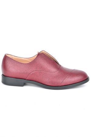 Ботинки Marco Barbabella. Цвет: vinous