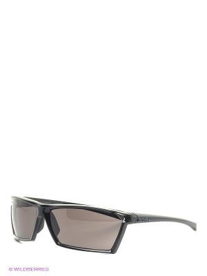 Солнцезащитные очки RH 708 01 Zerorh. Цвет: черный