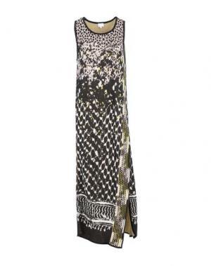 Длинное платье LALA BERLIN. Цвет: черный