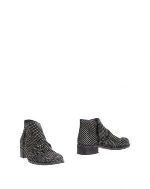 Обувь на шнурках OVYE' by CRISTINA LUCCHI. Цвет: стальной серый
