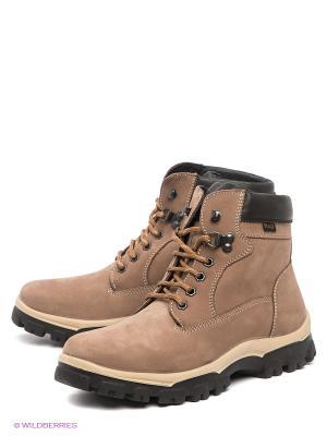Спортивные ботинки Ralf Ringer. Цвет: серо-коричневый