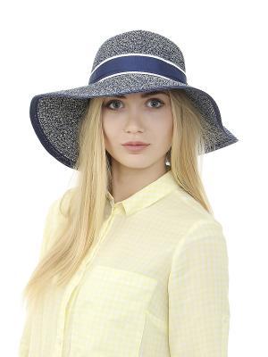 Шляпа Gusachi. Цвет: синий
