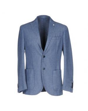 Пиджак L.B.M. 1911. Цвет: грифельно-синий