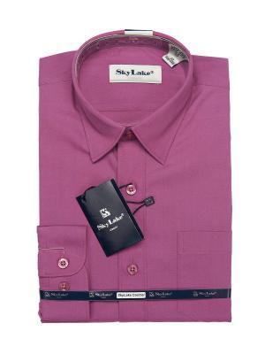 Рубашка Sky Lake. Цвет: фиолетовый