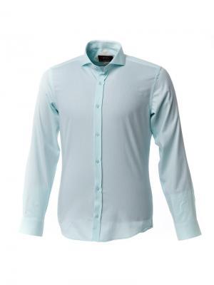 Рубашка BIRIZ. Цвет: серо-зеленый, светло-зеленый