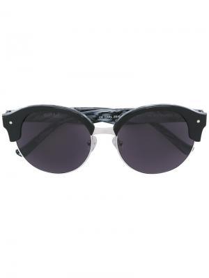 Солнцезащитные очки Pepperhill Grey Ant. Цвет: чёрный