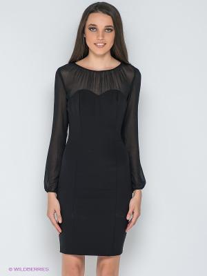 Платье CELESTE MET. Цвет: черный