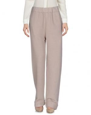 Повседневные брюки W ATE R. Цвет: бежевый