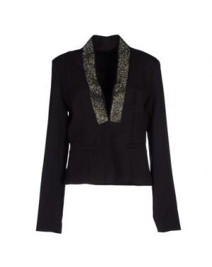 Пиджак KORALLINE. Цвет: черный