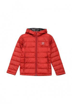 Куртка утепленная E-Bound. Цвет: красный