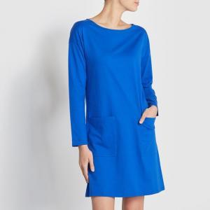 Сорочка ночная R édition. Цвет: синий