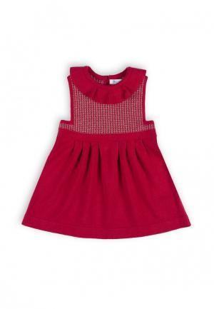 Платье Jacote. Цвет: бордовый