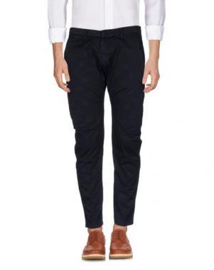 Повседневные брюки SSEINSE. Цвет: темно-синий