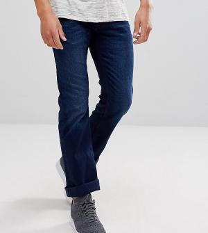 Diesel Темные расклешенные джинсы Zatiny 084HJ. Цвет: темно-синий