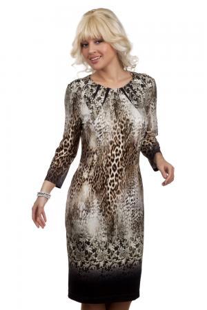 Вечернее платье Basler. Цвет: разноцветный