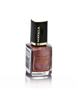 Лак для ногтей профессиональный Style Mavala. Цвет: коричневый