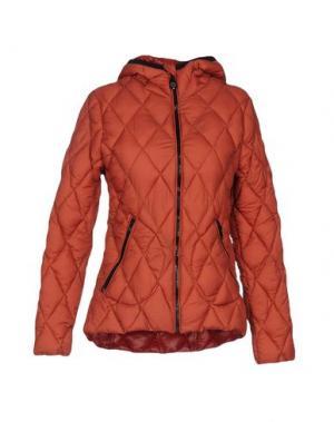 Куртка KILT HERITAGE. Цвет: ржаво-коричневый