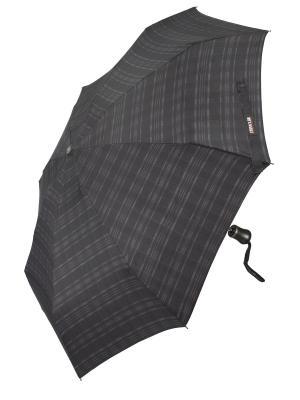 Зонт Euroclim. Цвет: черный