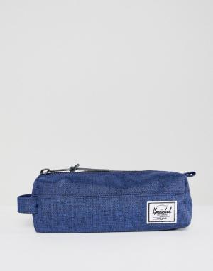Herschel Supply Co Пенал. Цвет: темно-синий