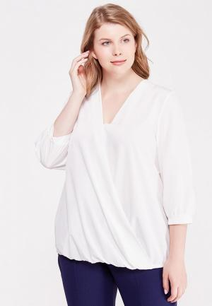 Блуза Lina. Цвет: белый