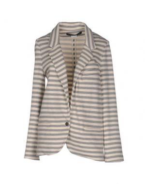 Пиджак LES PRAIRIES DE PARIS. Цвет: серый