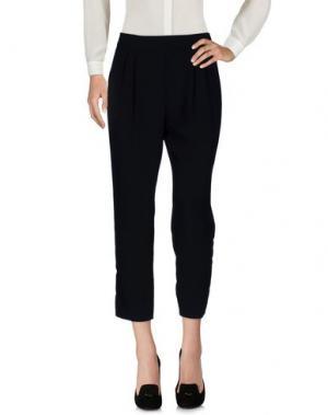 Повседневные брюки TOUPY. Цвет: черный