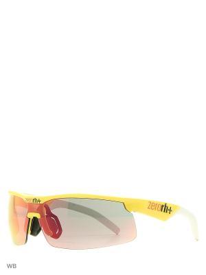 Солнцезащитные очки RH 729 23 Zerorh. Цвет: желтый
