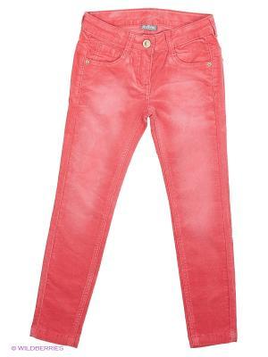 Джинсы Gulliver. Цвет: красный, розовый, терракотовый