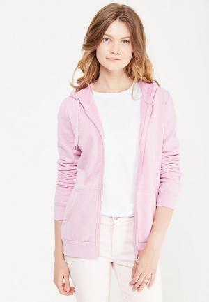 Толстовка Modis. Цвет: розовый