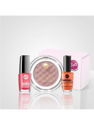Подарочный набор Bell defines Beauty. Цвет: оранжевый