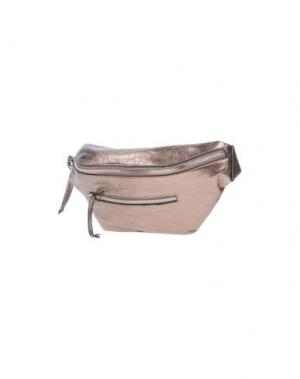Рюкзаки и сумки на пояс GIUDI. Цвет: бронзовый