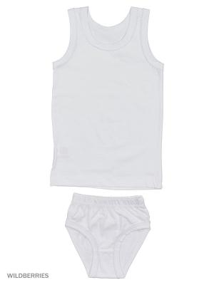 Комплект белья PEPELINO. Цвет: белый