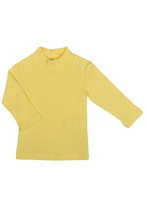 Джемпер WOW. Цвет: желтый
