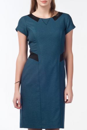 Платье NARAMAXX. Цвет: голубой