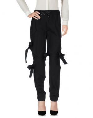 Повседневные брюки NICOPANDA. Цвет: черный