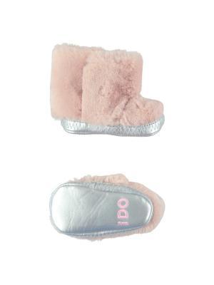 Пинетки IDO. Цвет: розовый