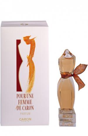 Духи Pour Une Femme Caron. Цвет: бесцветный