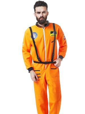 Форма Астронавта La Mascarade. Цвет: оранжевый, черный