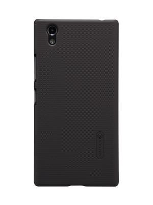 Lenovo P70 Nillkin Super frosted shield. Цвет: коричневый