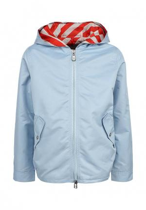 Куртка Odri. Цвет: голубой